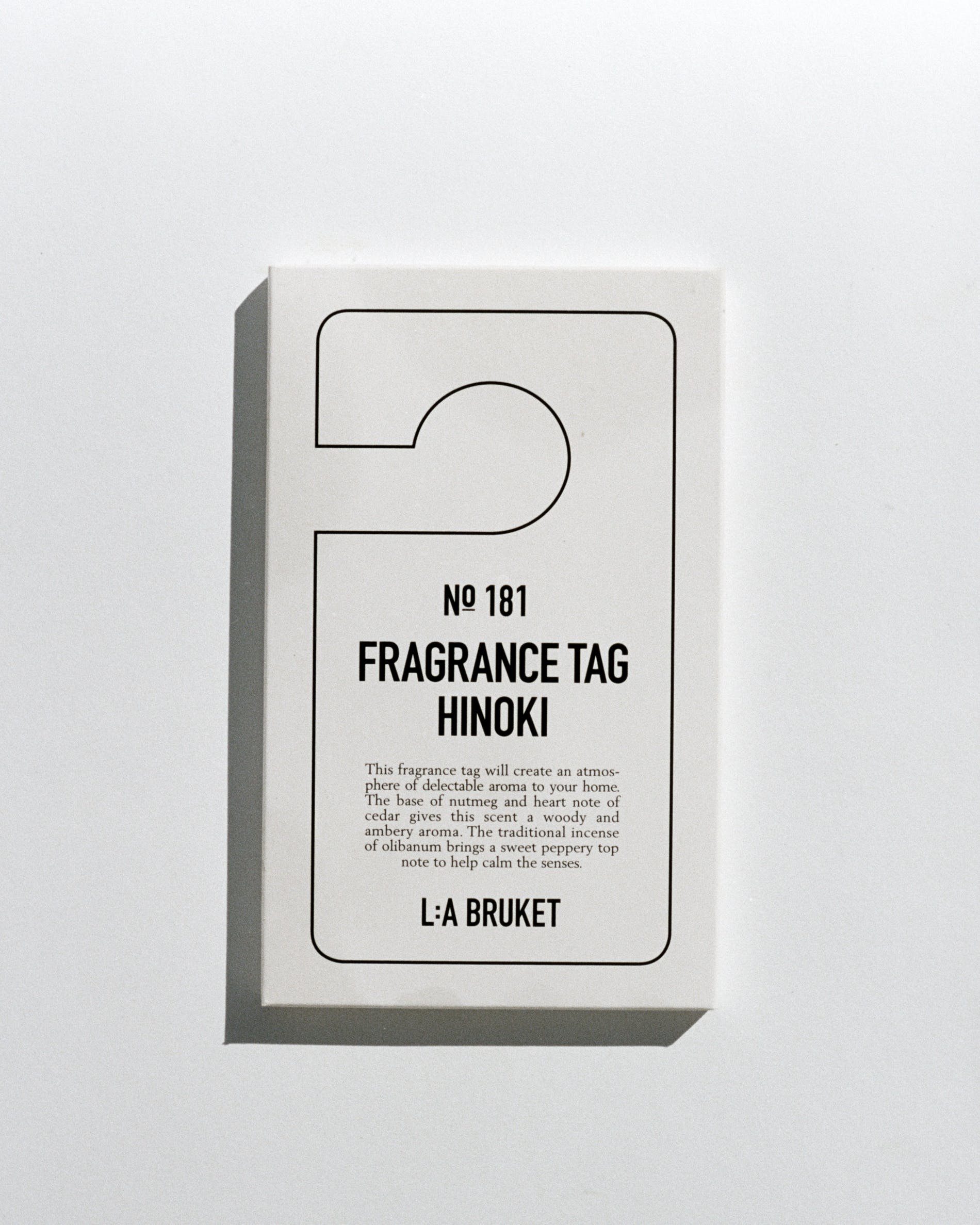 Fragrance tag