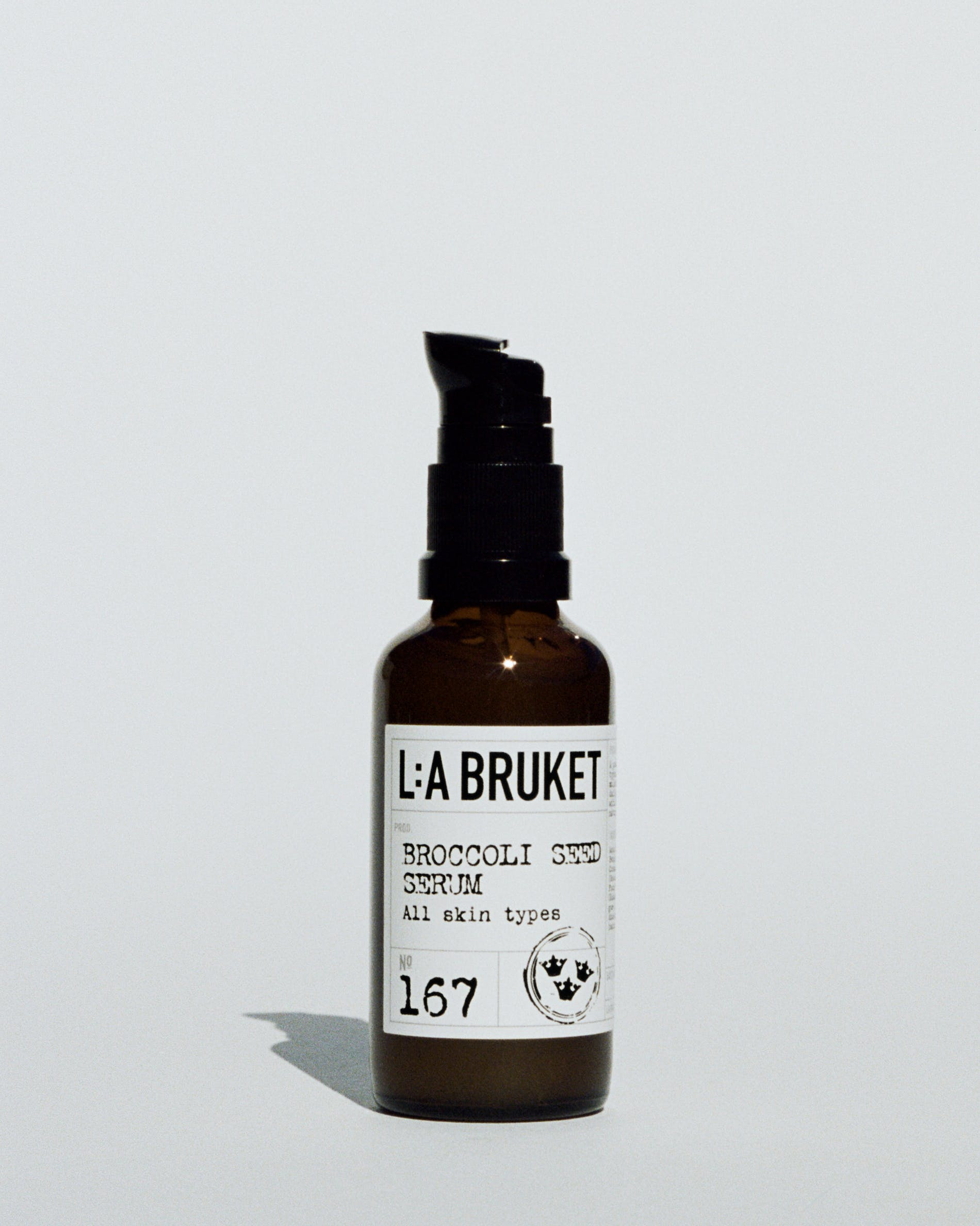Broccoli seed serum