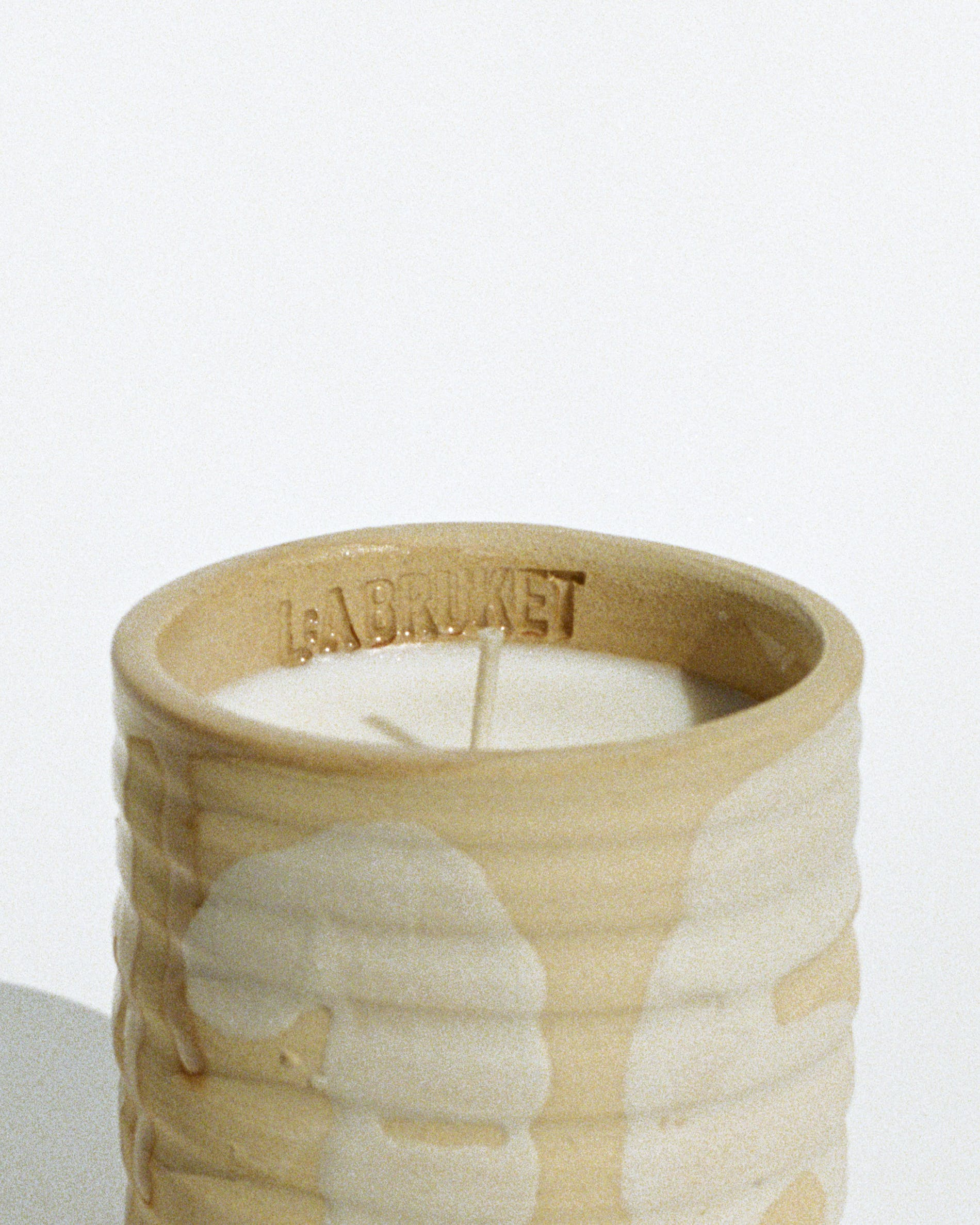 Hand-Made Ceramic Scented Candle (Limited edition)