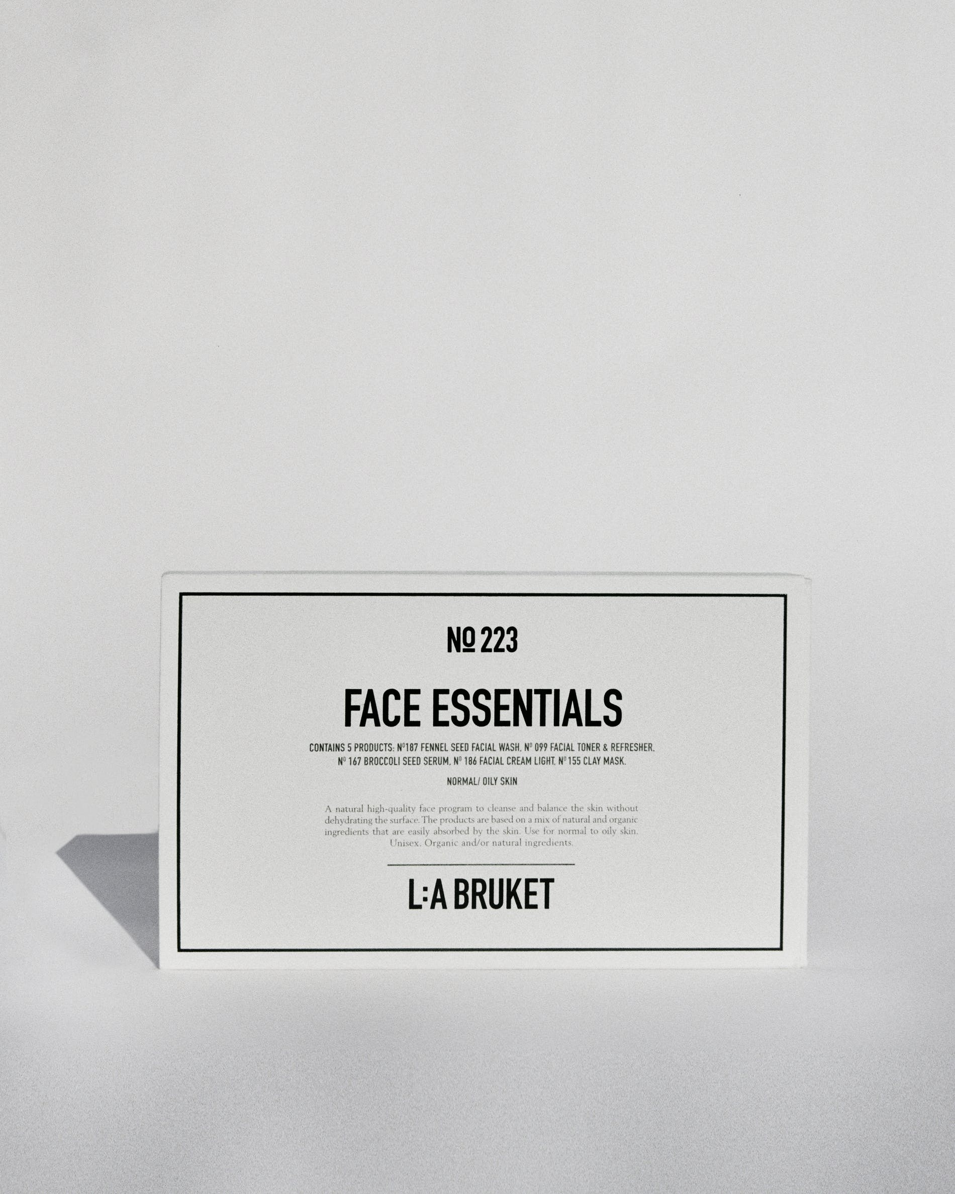 Face essentials kit